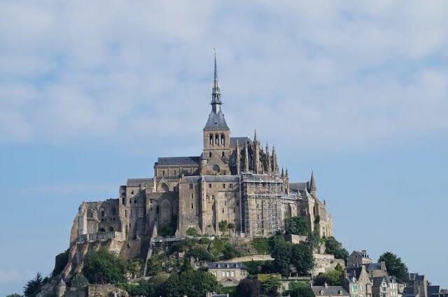 aparcar mont Saint Michel