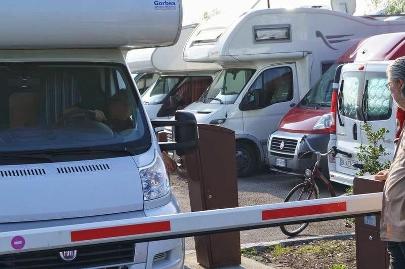 autocaravanas mont saint Michel