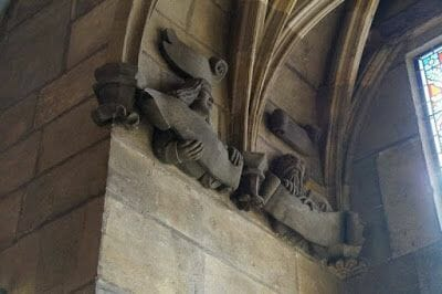 esculturas de Praga