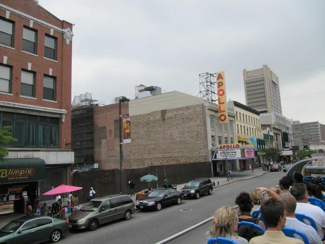 teatro Apollo Harlem