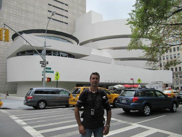 Guggenheim Nueva York NY