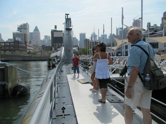 submarino Growler