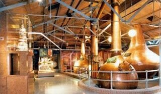 Antigua Destilería Jameson