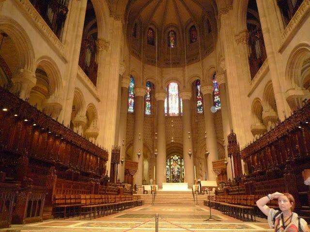 interior San John el divino