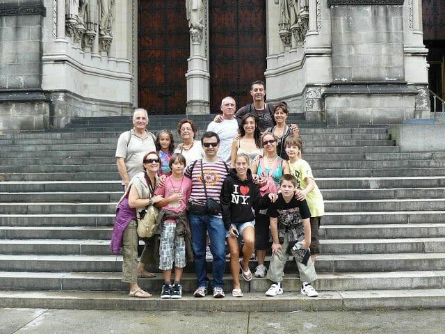 escaleras Saint John the divine