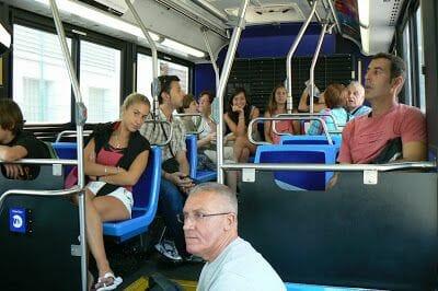 bus nueva york