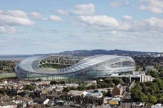 Estadio Aviva Dublin