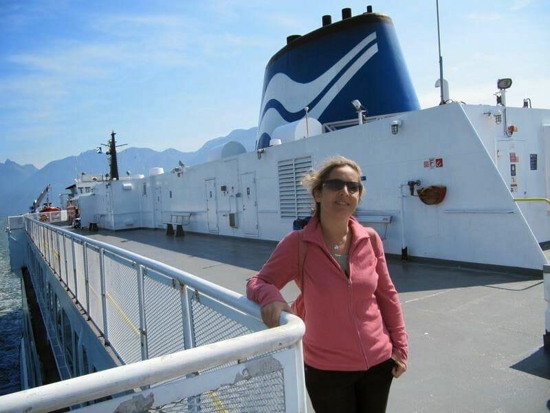 ferry nanaimo - Cruzar en ferry a la isla de Vancouver