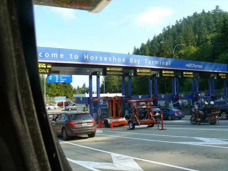 nanaimo toll terminal