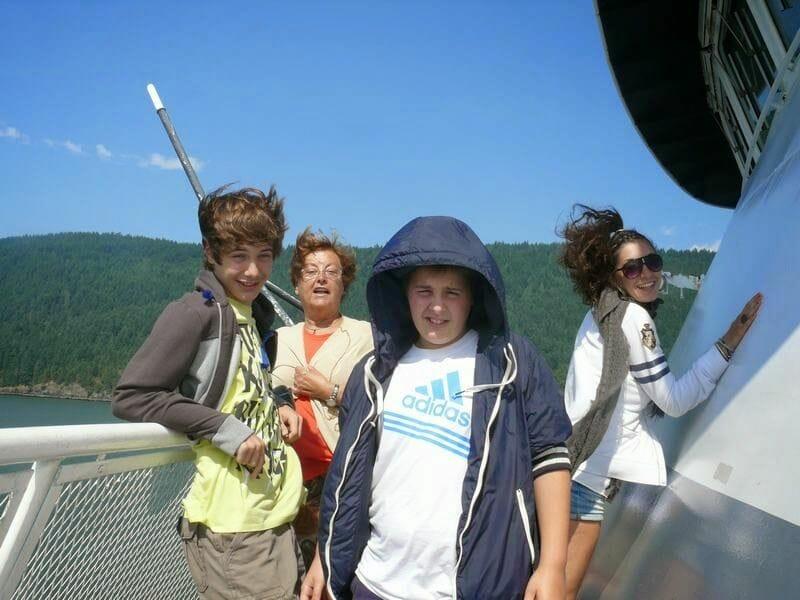 ferry nanaimo