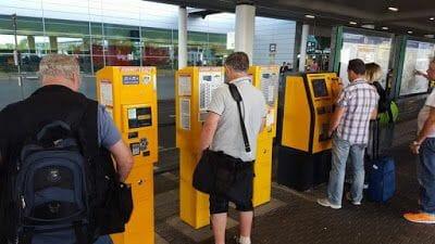 maquinas billetes transportes praga