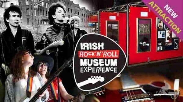 museo rock irlanda