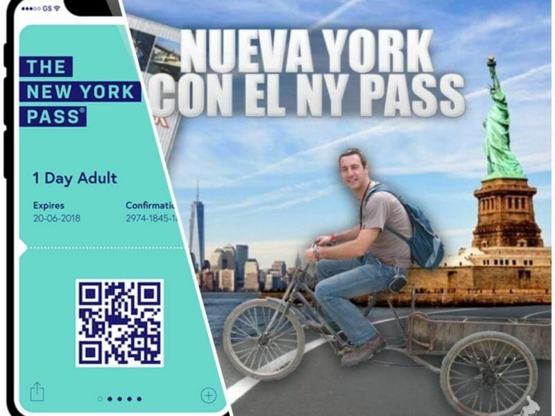 visita Nueva York con el New York pass