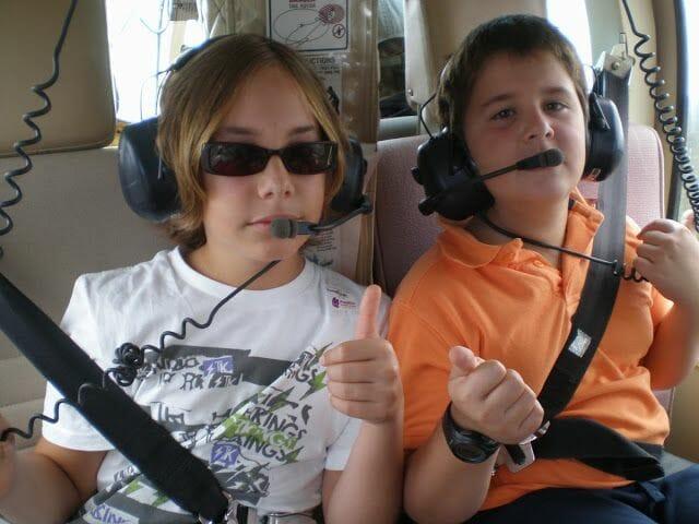 como ir de las Vegas al gran Cañón del Colorado en helicóptero