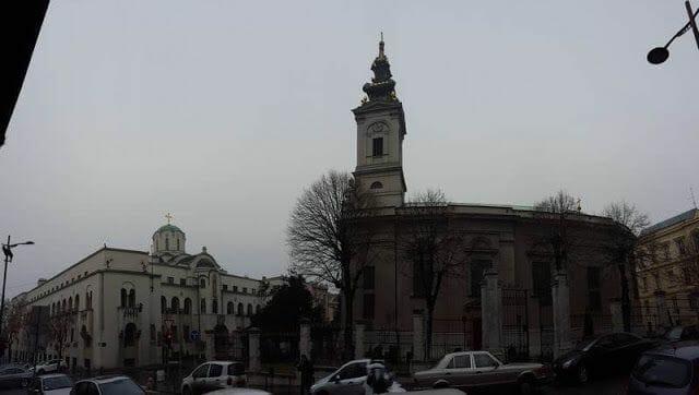 Catedral del Arcángel San Miguel de belgrado