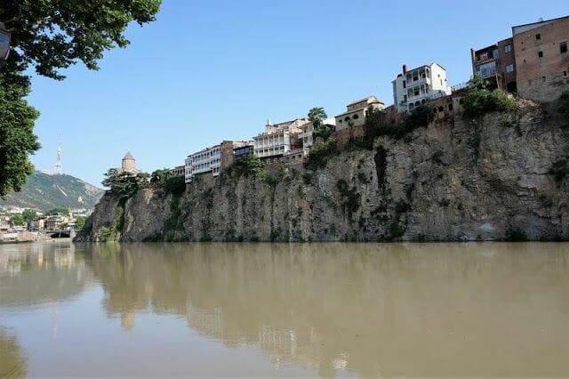Tiflis río