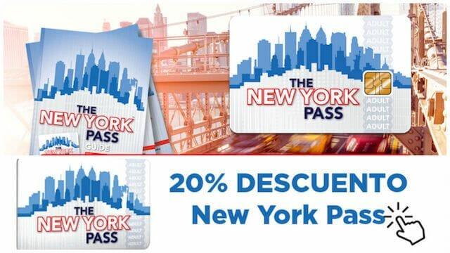 New York pass Códigos de descuento actualizados 2018 del 20%