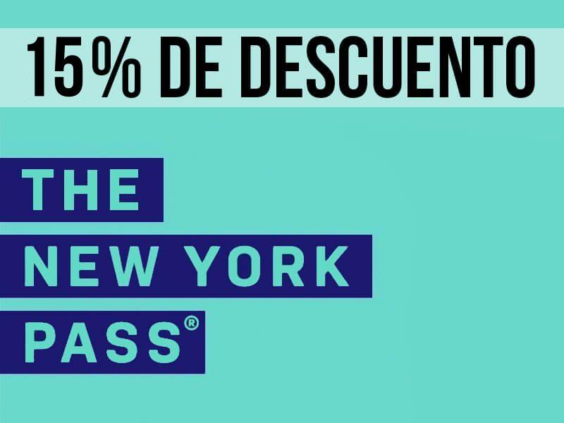 codigos descuentos new york pass