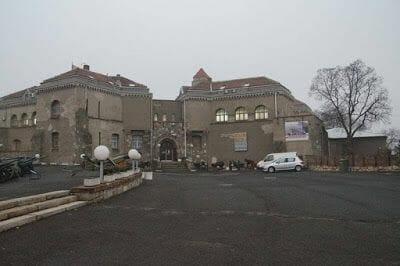 MUSEO MILITAR BELGRADO
