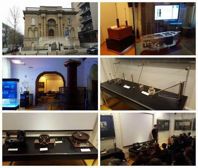 museo tesla en belgrado