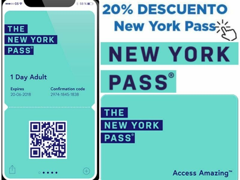 New York Pass Gutschein 2019