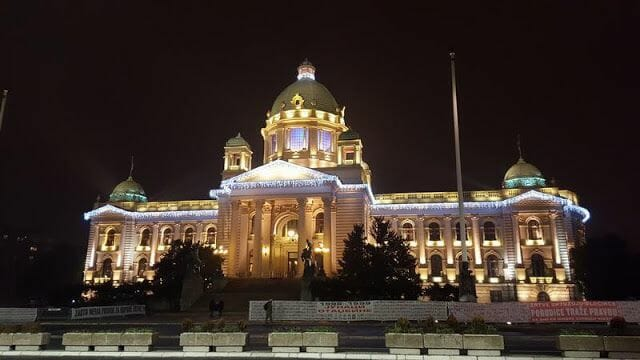 Parlamento Serbio