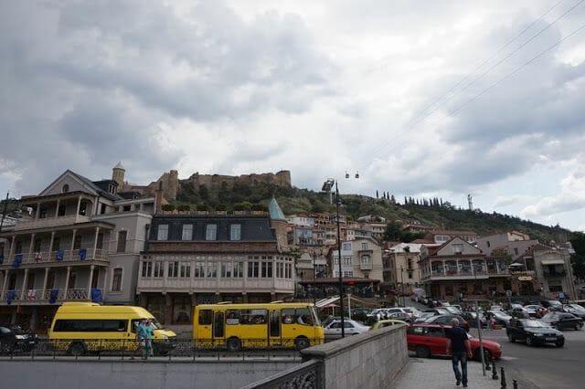 plaza Vakhtang Gorgasali