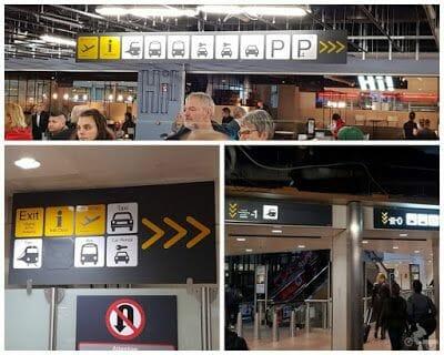 bruselas zaventem airport