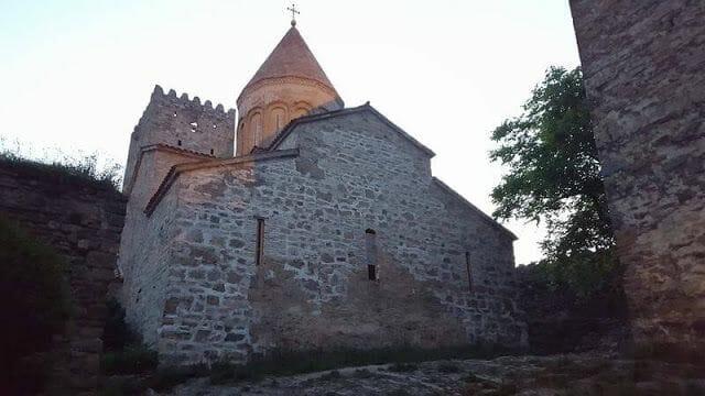 Fortaleza Ananuri