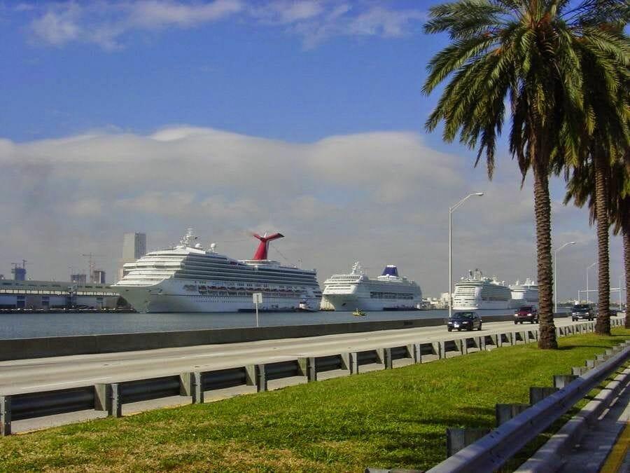 cruceros en Miami