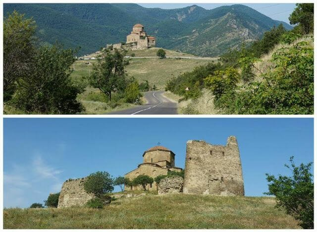 monasterio Jvari