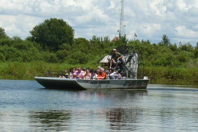 airboat de everglades