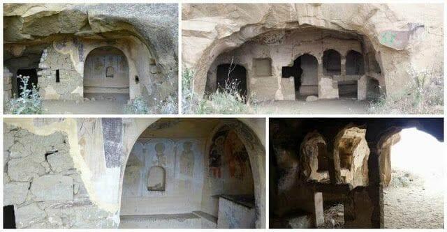 Monasterio de Udabno