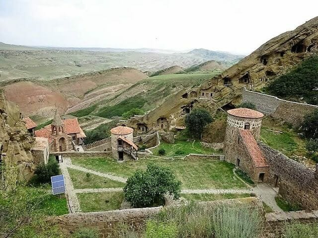 Monasterio de David Gareja