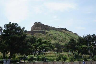 Castillo de Gori