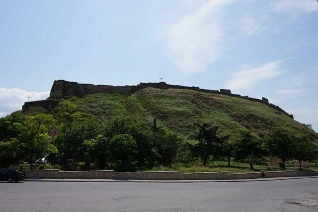 Castillo ciudad natal de Stalin