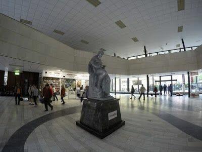 Vridelni kolonada