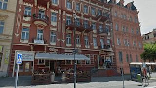 comer en Karlovy Vary