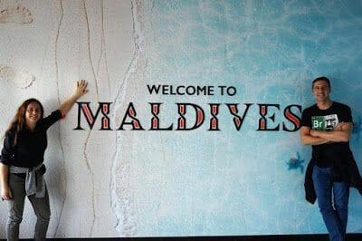 Viaje islas maldivas