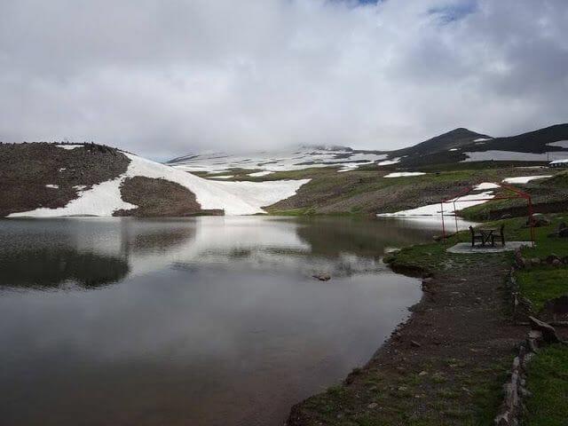 monte Aragats