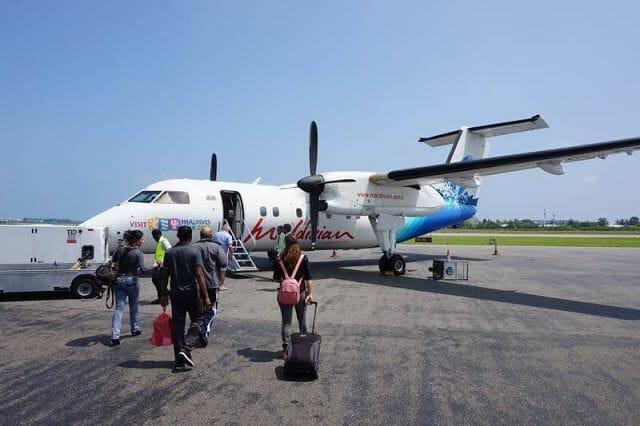 vuelos baratos a Maldivas