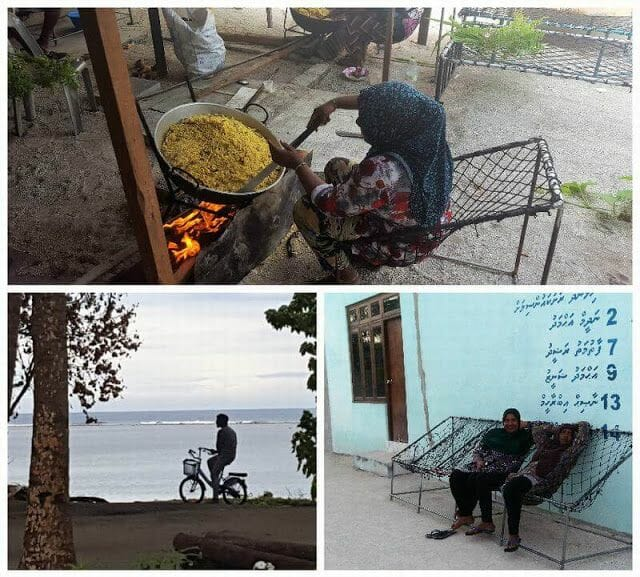 Viaje a Maldivas barato en una isla local