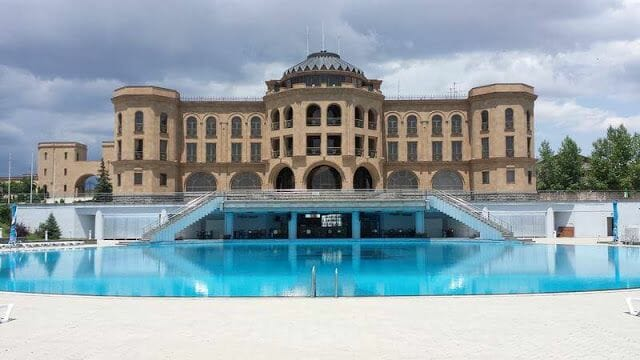 piscina Latar Hotel Complex