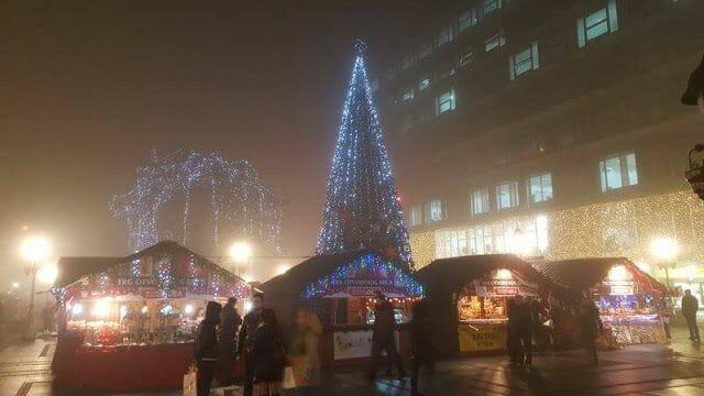 Navidad en Belgrado