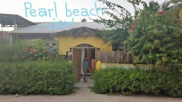 pearl beach view maldivas