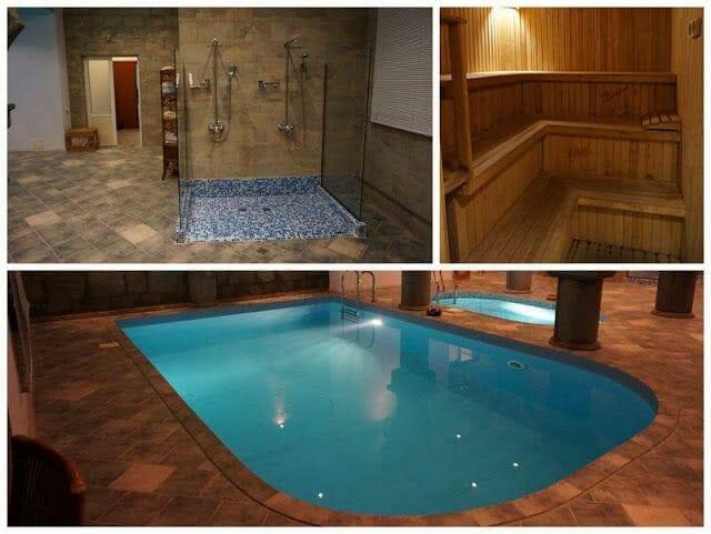 spa Latar Hotel Complex Erevan