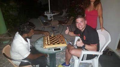 chess maldivas