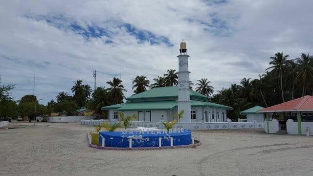 mezquita de Nilandhoo