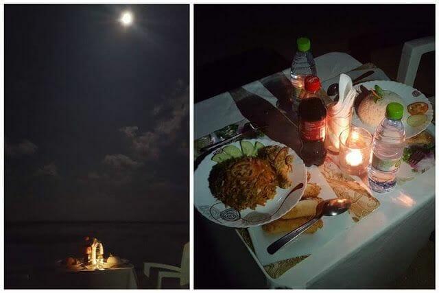 cena en maldivas