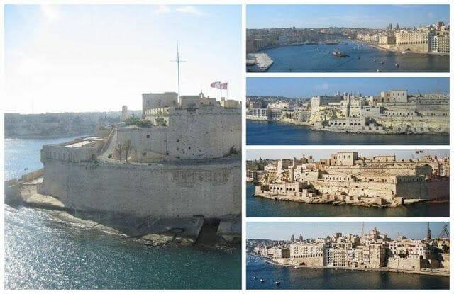 puerto la valeta Malta